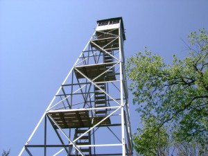 Kane Mountain Tower